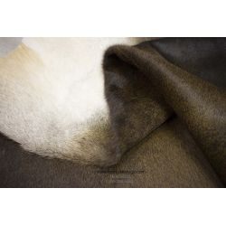 Exclusive Brown Black and White Cowhide CH-HTBBW18