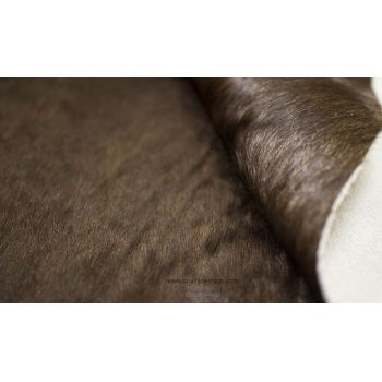 Dark Brown Tri-Color Cowhide CH-PBWB42