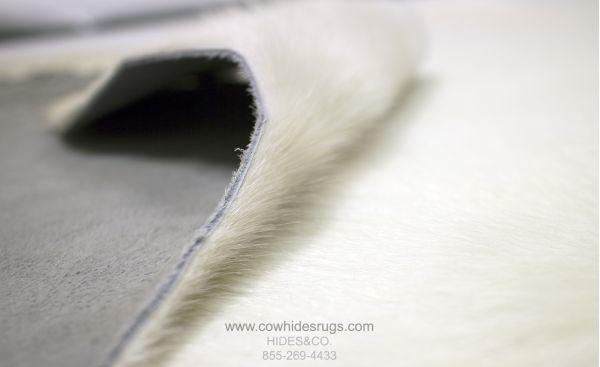 Full White Cowhide CH-EBWW6