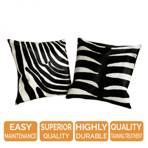 203-Black-and-White-Zebra-Pillow