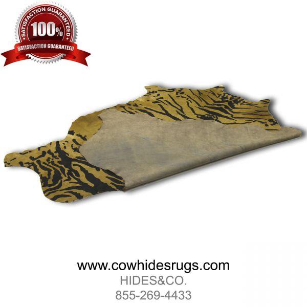 Tiger Print Cowhide CH-EST26-03
