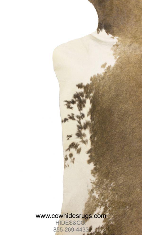 Chocolate Brown Cowhide
